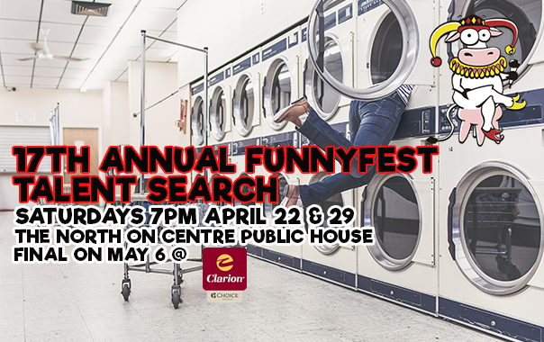 Funnyfest Talent Search