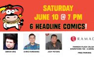 June 10 @ 7 pm - Comedy Extravaganza