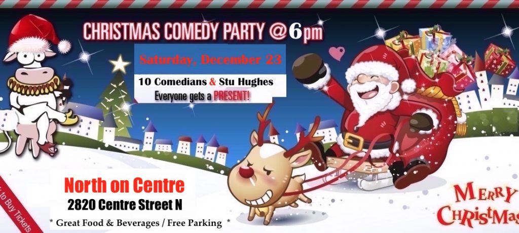 Funnyfest Christmas Comedy