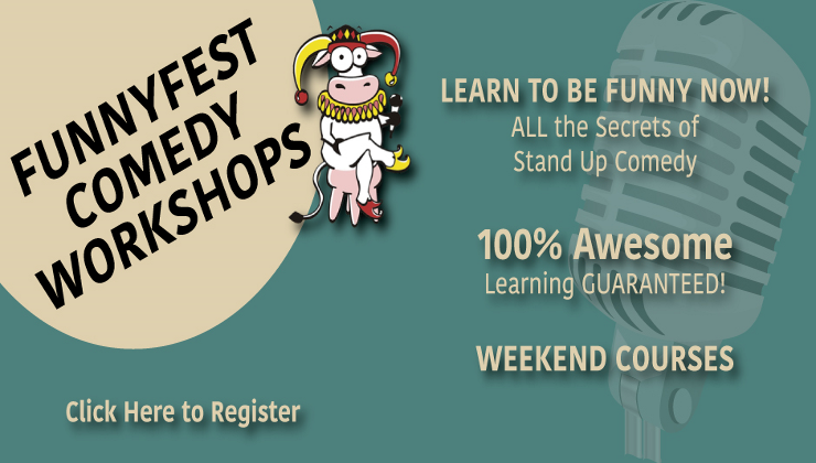 FunnyFest Comedy Workshops